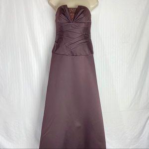 David's Bridal Formal Dress Sz 4